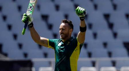 Faf du Plessis appointed South Africa captain in all formats
