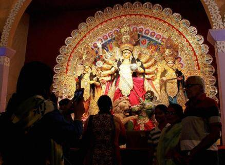 Durga Puja 2016: Enjoy these beautiful and unique Puja pandals across India