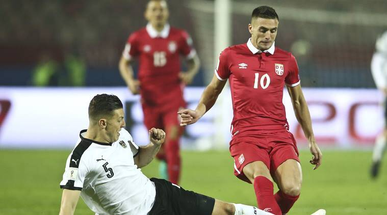dusan tadic, tadic, dusan tadic serbia, tadic serbia, serbia world cup, serbia world cup qualifiers, world cup qualifiers, world cup qualifiers dusan tadic, serbia manager southampton, football news, sports news