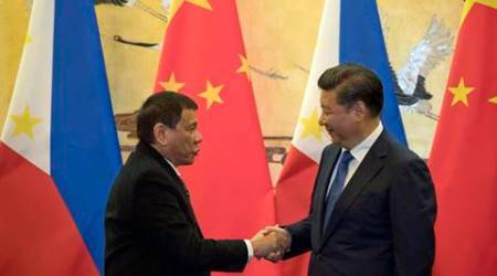 Improved ties between China-Philippines not a threat: US