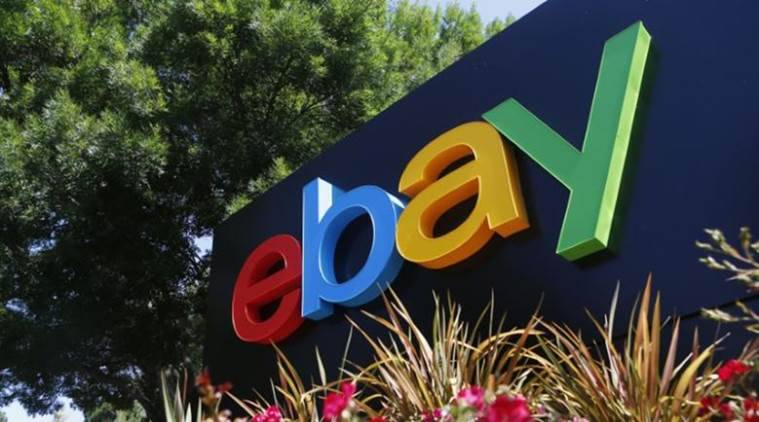 EBay, holiday quarter forecast, EBay shares, Amazon, online market, World market, Business