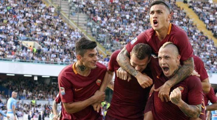 Edin Dzeko, Dzeko, AS Roma vs Napoli, Roma vs Napoli, Serie A, Football news, Football