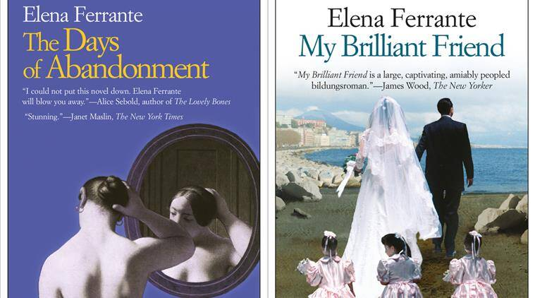 What's in a name? Books by Elena Ferrante.