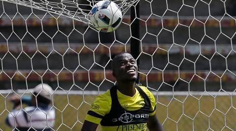 Enner Valencia hoping to play more for Everton in Christmas