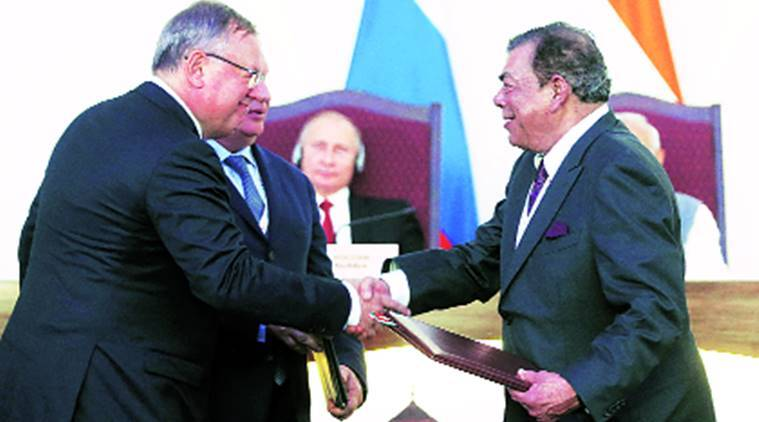 Rosneft, Essar Oil, Vadinar Port, Rosneft to buy Essar Oil, Rosneft to buy Vadinar Port for .9 bn, rosneft essar oil vadinar, vadinar, essar oil news, rosneft news, business news, indian express
