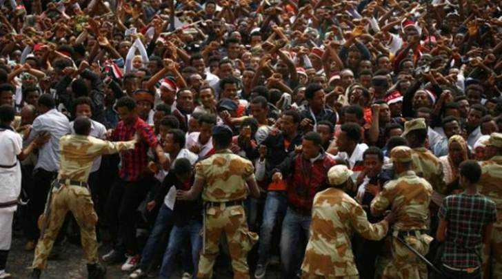 Ethiopia protests, Ethiopian land grabs, Ethiopian political rights, Ethiopian violence, Oromiya, Oromiya political issue, World news