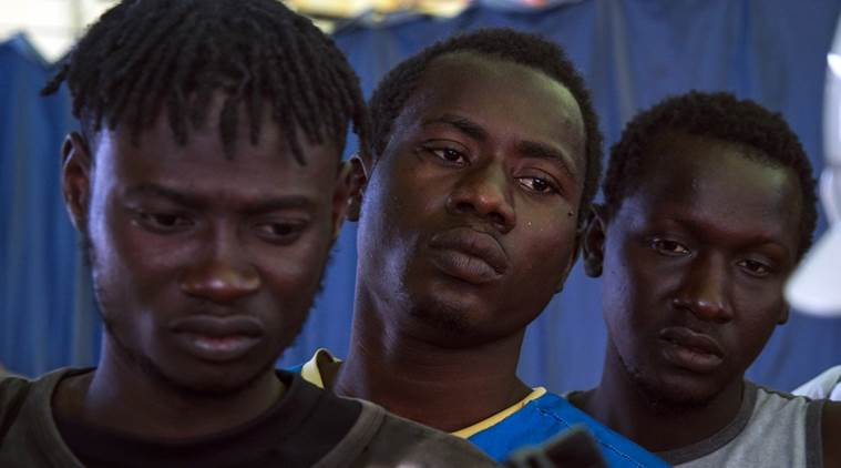 libya migrants, migrants, refugees, migrant boat, libya news, migrant crisis, Siem Pilot, news, latest news, world news, international news