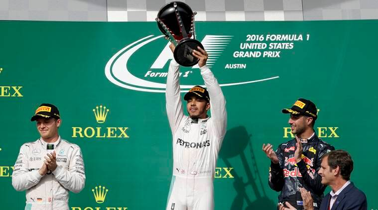 Lewis Hamilton, grand prix, F1, formula one championship, US grand prix, grand prix winner, F1 grand prix winner, news, latest news, world news, motor sports, international news