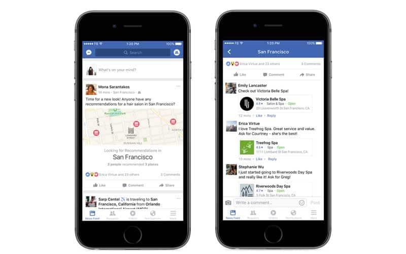 Facebook, Facebook Recommendations, Facebook Reco, Facebook Recommendations features, Facebook Business page, Facebook Biz page, Facebook Shopping feature, Facebook Events, Facebook new, technology, technology news