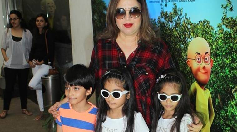 Farah Khan, Farah Khan films, Farah Khan news, Farah Khan upcoming film, Farah Khan Animation genre