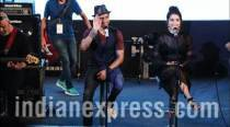 Rock On 2 trailer launch saw live performances by rockstars Farhan Akhtar, Shraddha Kapoor