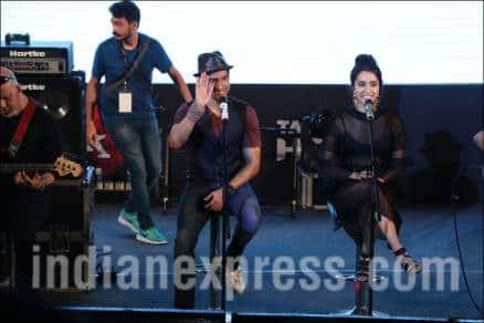 Farhan Akhtar, Shraddha Kapoor, Rock On 2, Rock On 2 trailer, Rock On 2 trailer launch, Rock On 2 movie