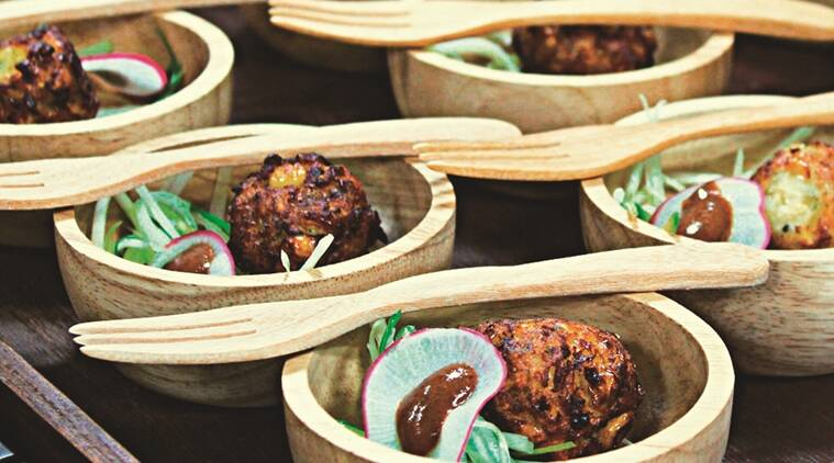 Foraging for flavours the indian express for Aditi indian cuisine