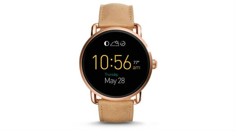 Fossil, Fossil india, fossil Q, michael kors connected, skagen connected, chaps, emporio armani, Q wander, Q marshal, fossil fitness band, fossil smartwatches, fossil smartwatches launch india, technology, technology news, indian express