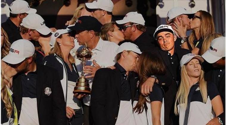 Rickie fowler, ryder cup, fowler, ryder cup, rickie fowler, rickie fowler image, ryder cup image, rickie fowler ryder cup, golf news, sports news