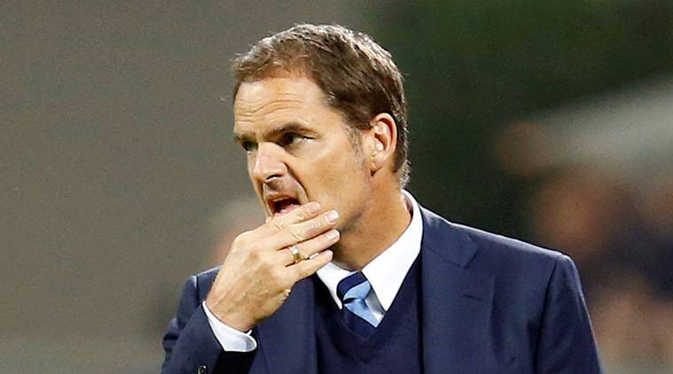 frank de boer, inter milan, inter, inter serie a, serie a table, inter milan serie a table, inter vs sampdoria, italian football, football news, sports news