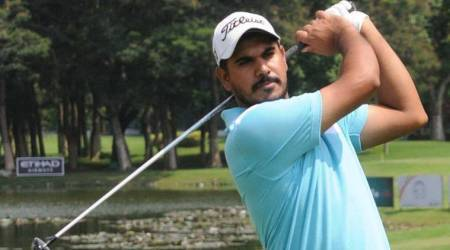 Gaganjeet Bhullar best Indian after day one of Singapore Open