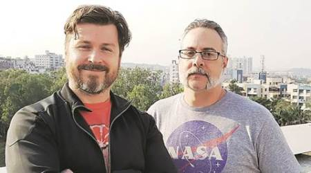 Pune, Game development in Pune, gaming, game developers, IT infrastructure in Pune, Aaron Hall, Mike Spalding, Pune news, latest news, indian express