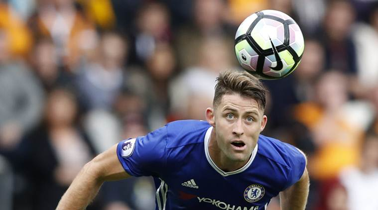 chelsea, gary cahill, cahill, chelsea defence, chelsea gary cahill, chelsea vs arsenal, david luiz, kurt zouma, premier league, epl, premier league table, football news, sports news
