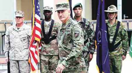 Haqqanis have free run in Pakistan, says Top US commander John Nicholson in Kabul