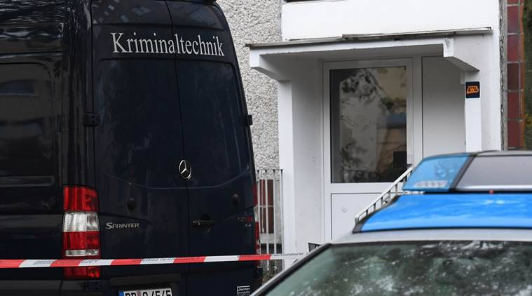 germany,, germany suicide, germany bomb attack plot, bomb blast suspect germany, bomb blast suspect kills self, Leipzig prison, Leipzig jail, germany Leipzig prison, world news