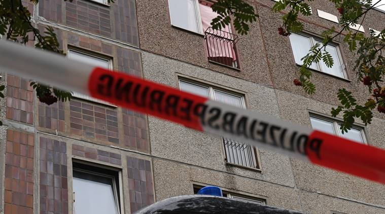 germany, germany news, german bomb plot, syrian man arrested islamic extremist bomb plot, germany syrian man bomb plot, islamic state, world news, indian express