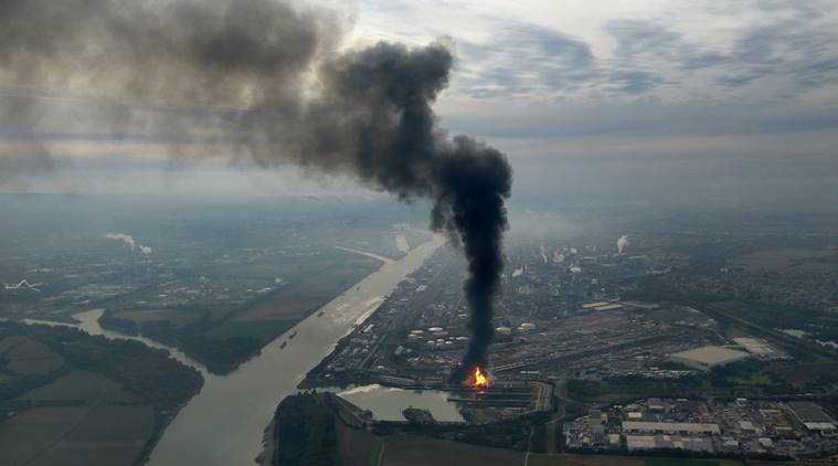 germany, chemical plant explosion, germany chemical plant explosion, BASF chemical plant explosion, BASF, Ludwigshafen, Ludwigshafen chemival plant explosion, germany news, world news