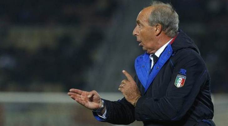 Italy will play Russia under new coach Giampiero Ventur, who replaced Antonio Conte. (Source: Reuters)