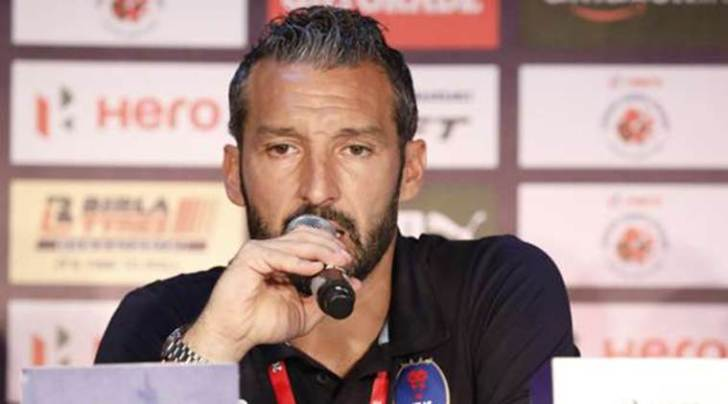 Zambrotta, Gianluca Zambrotta, coach Gianluca Zambrotta, Delhi Dynamos, Delhi Dynamos coach, Indian Super League, ISL, ISl 2016, Football news, Football