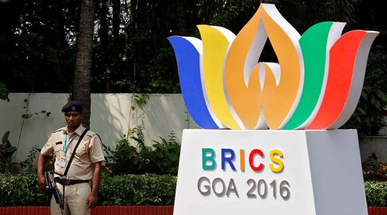brics, goa brics, brics summit goa, india russia brics summit, indo russia brics summit, fgfa deal, manohar parrikar, india russia defence, india russia fighter jets, india news, indian express,