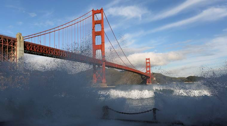 Golden Gate Bridge,  Golden Gate Bridge suicide watch, Golden Gate Bridge California, US suicide watch, latest news, latest world news