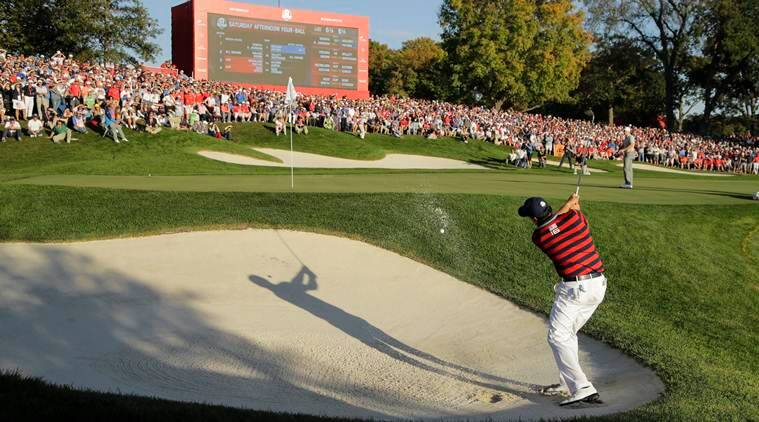 ryder cup, ryder cup golf, golf ryder cup, usa vs europe, europe vs usa golf, strange, curtis strange, golf news, golf