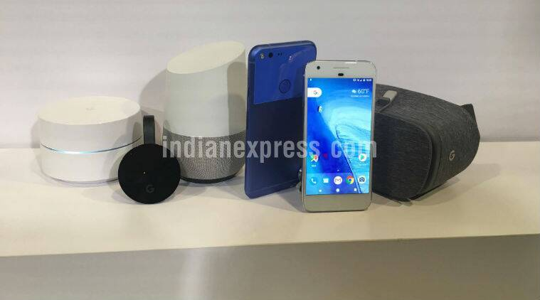 Pixel, Google Pixel launch, Google Pixel India price, Google Pixel launch price, google daydream vr headset, google home, google chromecast ultra, gogle assistant, virtual reality, daydream, google pixel specifications, google pixel features, google pixel, google pixel launch Event, google pixel live launch event, google pixel launch live updates, google pixel xl launch, technology, technology news