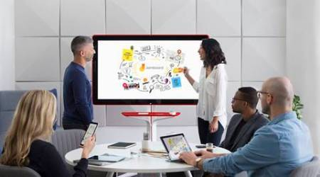 google, google whiteboard, Jamboard, google, Jamboard, google whiteboard Jamboard, whiteboard Jamboard, google services, latest in gadgets, latest new app, new apps to try, latest news, latest tech news, latest technology news