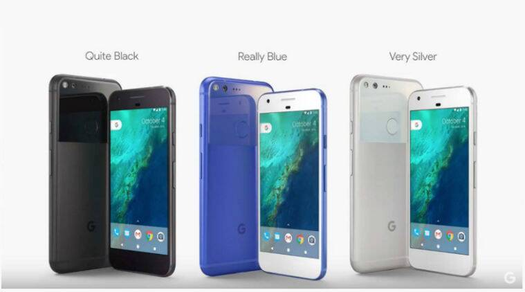 google pixel, Google Pixel launch price, google pixel specifications, google pixel features, sundar pichai google pixel, google Assistant, Google Home, google ceo pixel, google pixel launch Event, google pixel launch, google pixel xl launch, google pixel event, google pixel xl event, technology news, indian express news