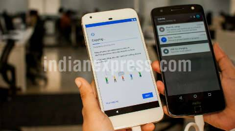 Google Pixel XL: Armed with an Assistant, here is the 'first' Google phone | The Indian Express