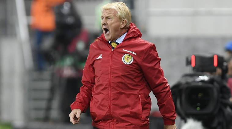 Gordon Strachan, Strachan, Scotland manager Strachan, coach Gordon Strachan, Scotland, World Cup 2018 qualifiers, world cup qualifiers, Football news, football