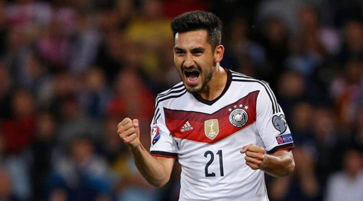 Ilkay Gundogan, Gundogan, Ilkay Gundogan Germany, Germany Ilkay Gundogan, Germany, World Cup 2018 qualifiers, Football news, Football