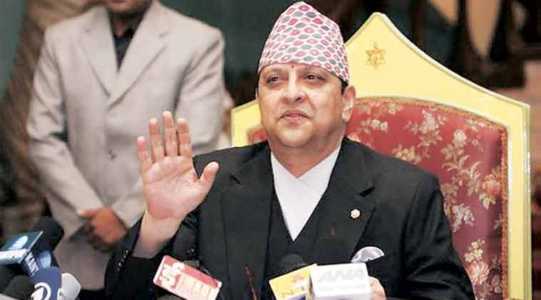 Nepal, Nepal King, King Gyanendra Shah, Nepal's dethroned King Gyanendra Shah, Nepal politics, Nepal king address, Nepal news