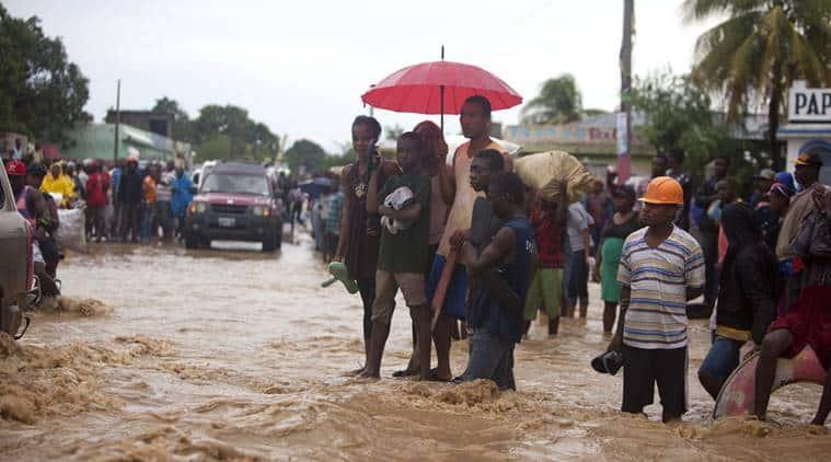 Floods in Haiti leave 23 dead