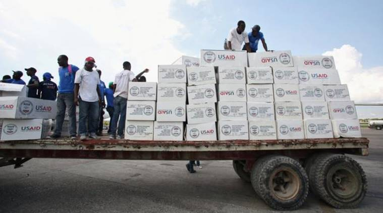 Haiti, Hurricane Matthew, damage in Haiti, hurricane matthew in haiti, cholera outbreak, hurricane aid in Haiti, United Nations, Haiti news, world news, latest news, Indian express