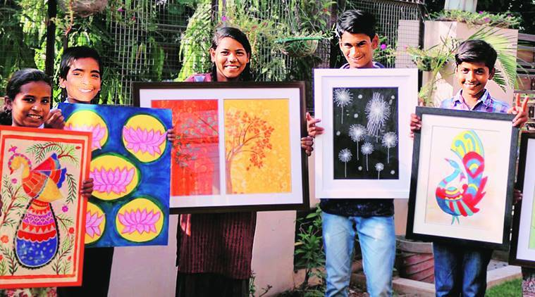 Hamari Kaksha — A Class Apart, NGO, exhibition, jubilant, chandigarh, india news, indian express