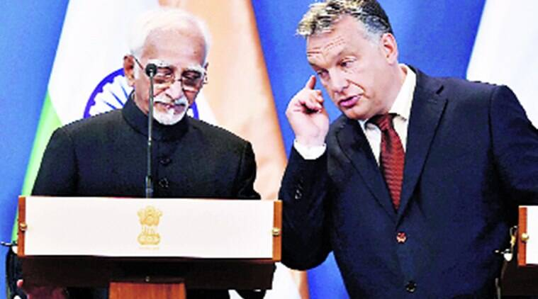 India, Hungary back global legal framework to fight terrorism