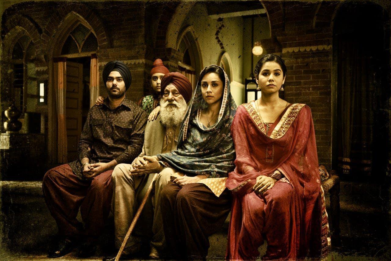 P.O.W.: Bandi Yuddh Ke casts.