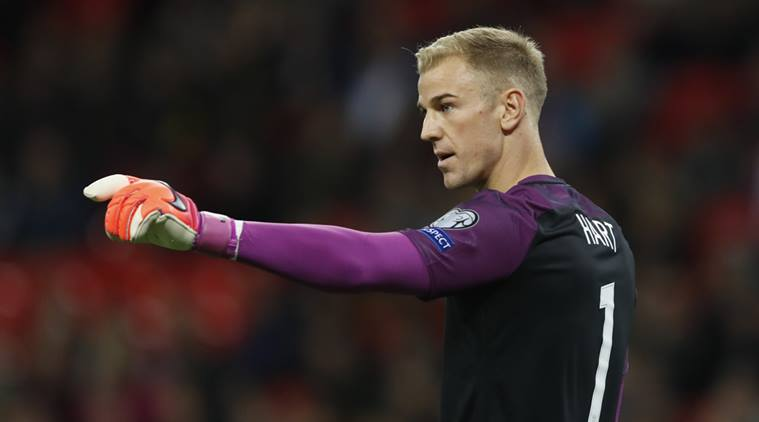 joe hart, torino, hart, torino goalkeepre, joe hart manchester city, hart manchester city loan, pep guardiola, guardiola, football news, sports news