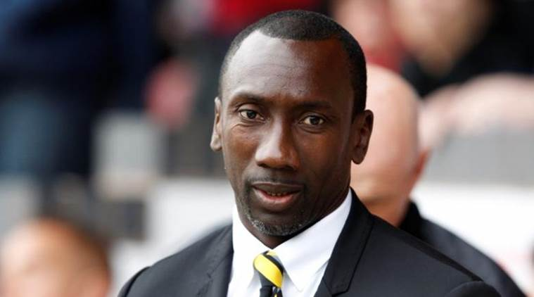 qpr, jimmy floyd hasselbaink, hasselbaink, qpr manager, qpr jimmy floyd hasselbaink, hasselbaink video, football news, sports news
