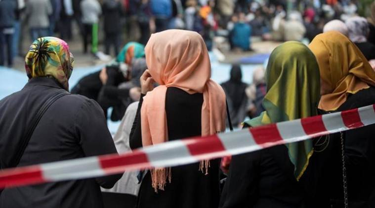 Swiss court, headscarf, muslim headscarf, mislims, switzerland, World news, Indian express news