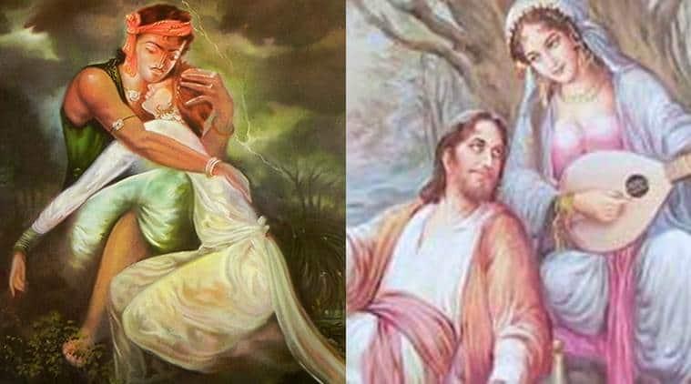 Mirza-Sahiban, Heer Ranjha, Sohni Mahiwal, Sassi Punnun,