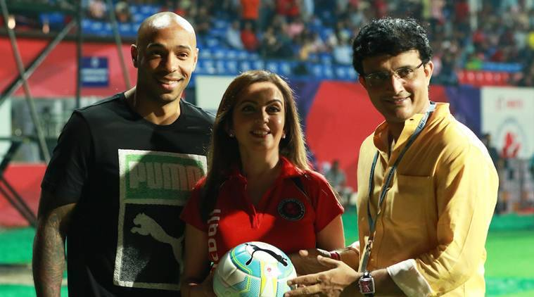 Thierry Henry, Henry, Henry Indian Super League, Henry ISL, ISL, Indian Super League, Thierry Henry India, Thierry Henry Mumbai, football india, football, football news, sports, sports news
