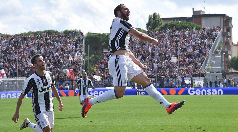 Juventus, Juventus vs Empoli, Napoli vs Atalanta , Gonzalo Higuain, Higuain, Gonzalo Higuain Juventus, Gonzalo Higuain goal, Serie A, Football news, Football